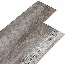 vidaXL PVC Laminat Dielen Vinylboden Vinyl Boden