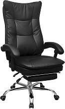 vidaXL Relaxsessel Bürostuhl Chefsessel mit