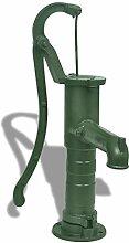 vidaXL Schwengelpumpe Wasserpumpe Handpumpe Handschwengelpumpe Gartenpumpe Pumpe