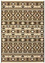 vidaXL Teppich Sisaloptik 120x170cm Ethno Design