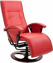 vidaXL TV Sessel Drehbar Fernsehsessel Relaxsessel