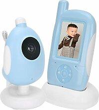 Video-Babyphone, 2,4-Zoll-Babyphone mit Audio und