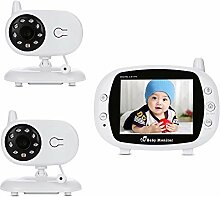 Video Babyphone Mit Kamera, Wireless Smart
