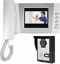 Video-Türklingel,4,3 In Bunten Bildschirm Wohnung