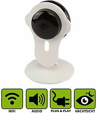 Videokamera HD Babyphone WLAN und Audio T1