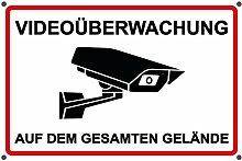 Videoüberwachung auf dem gesamten Gelände |