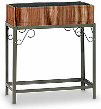 Videx-Balkon-Hochbeet, 75 x 30cm, H: 90cm