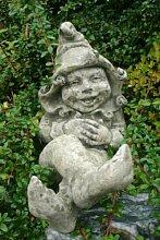 Vidroflor JACK, Steinguss Gartenskulptur,