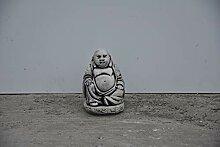 Vieille Pierre BD05 Buddha Statue, Grau
