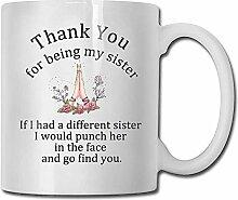 Vielen Dank, dass Sie meine Schwester lustige