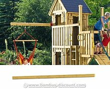 Vielzweckbalken für Spielturmerweiterung Winnetoo, 290cm - Kinderspielgeräte für Garten, Spielgeräte für Kinder, Spielturm, Spieltürme