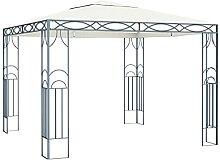 VIENDADPOW Garten Balkon Pavillon 300 x 300 cm