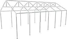 VIENDADPOW Garten Balkon Pavillon Stahlgestell