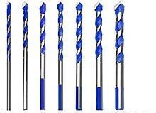 Viendadpow Industrielle Bohrer 3mm bis 12mm