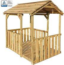 VIENDADPOW Spielhäuser Outdoor Pavillon Spielhaus