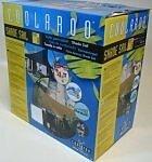 Viereck-Sonnensegel Weiss 3,6 x 3,6 m (Sonnenschutz UV-Schutz)