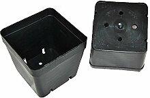 Viereckcontainer 16x16x16cm (25Stück)
