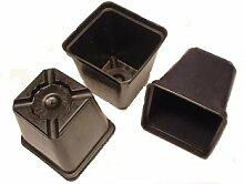Viereckcontainer 8x8x8,5cm (500Stück)