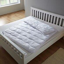 Vierjahreszeiten Bettdecke Irisette ca.155x220 cm