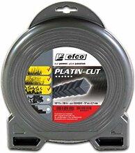 Vierkantschnur für Motorsense Platin Cu