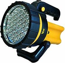 Vigor 3428025Taschenlampe LED wiederaufladbar,