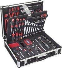 Vigor, Werkzeugkoffer + Werkzeugwagen, Heimwerker