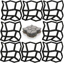 Viilich 8X Betonform Pflasterform Schalungsform