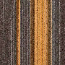 Viktion 4er Set 50x50cm Teppichfliesen Nadelfilz