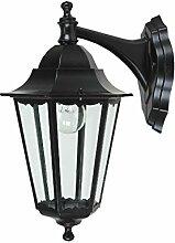 Viktorianische Außen Garten Wandlampe Laterne