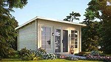 Vikträ Gartenhaus Cleveland 40 ISO Blockhaus