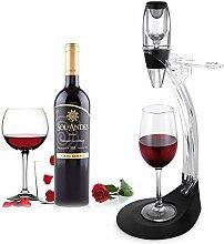 Vilapur Deluxe Weinbelüfter Geschenkset –