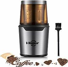 Vilapur Kaffeemühle,Elektrische Kaffeemühle &