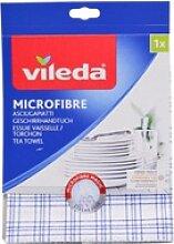 Vileda Microfaser Geschirr Handtuch, Trocknen und