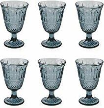 Villa D'Este Home Tivoli 2191029 Set aus Glas