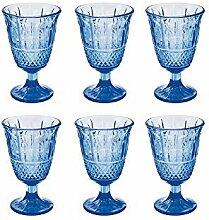 Villa D'Este Home Tivoli 2191031 Set aus Glas