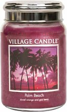 Village Candle - Duftkerze - Tradition - Palm