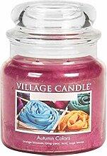 Village Candle Herbstfarben Duftkerze, 454 g,