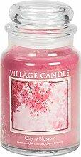 Village Candle Kirschblüte große Duftkerze im