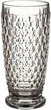 Villeroy & Boch 11-7299-0110 Boston Longdrink/Bierbecher, Kristallglas