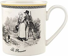 Villeroy & Boch Audun Chasse Kaffeebecher, 300 ml,