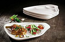 Villeroy & Boch BBQ Passion Steakteller L Set 2