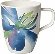 Villeroy & Boch Becher mit Henkel Artesano Flower