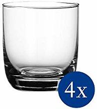 Villeroy & Boch La Divina Whiskybecher, Set 4tlg.