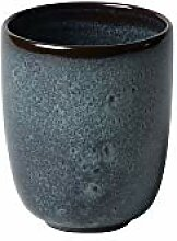Villeroy & Boch Lave gris Becher ohne Henkel