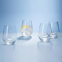 Villeroy & Boch Ovid Kristallglas Wasserglas Set