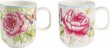 Villeroy & Boch Rose Cottage Kaffeebecher 2