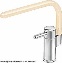 Villeroy & Boch Serpa Timber Braun Hochdruck-Wasserhahn Mischbatterie Armatur