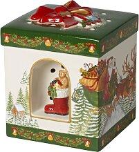 Villeroy & Boch Weihnachtsdeko Geschenkpaket Santa