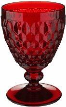 Villeroy & Boch Weinglas, Glas, weiß, 12 x 6 x 4 cm