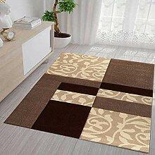 VIMODA Moderner Wohnzimmer Teppich Design mit